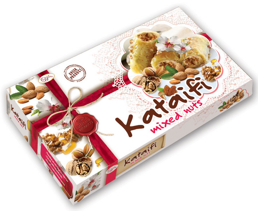 Kataifi mixed nuts